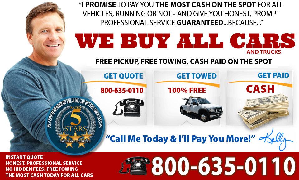 Buy Junk Cars Minnesota - Car Buyer Minnesota